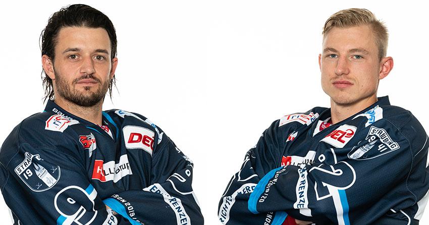 Portraitfoto von Daschner und Brandt
