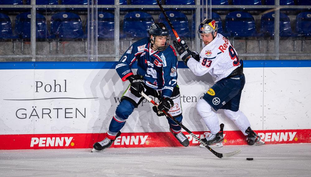 Adrian Klein beim Spiel
