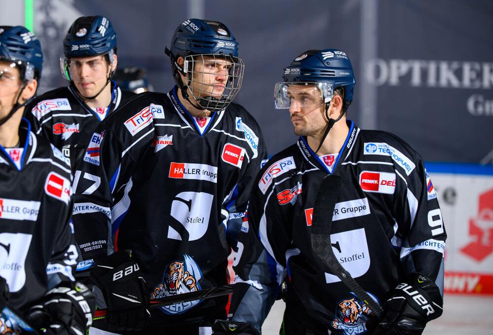 Foto von Adrian Klein mit weiteren Spielern