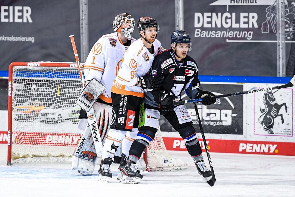 Tim Brunnhuber beim Spiel