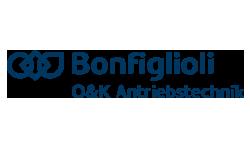 Logo Bonfiglioli - O&K Antriebstechnik