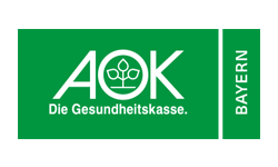 Logo der AOK Bayern