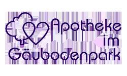 Logo der Apotheke im Gäubodenpark