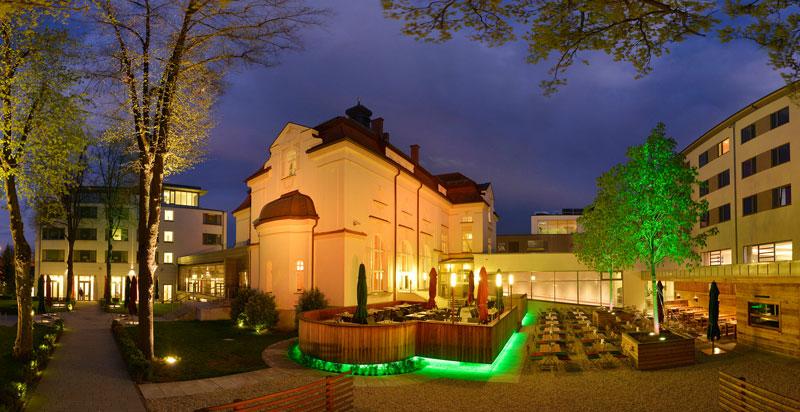 Außenansicht Hotel Asam