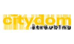 Logo des Citydom Straubing