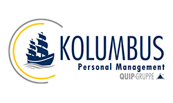 Logo Kolumbus - Personal Management