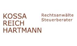 Logo Kossa Reich Hartmann - Rechtsanwälte Steuerberater