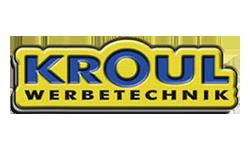 Logo Kroul Werbetechnik