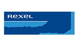 Logo Rexel - a world of energy