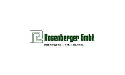Logo Rosenberger GmbH