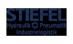 Logo Stiefel - Hydraulik Pneumatik Industrielogistik