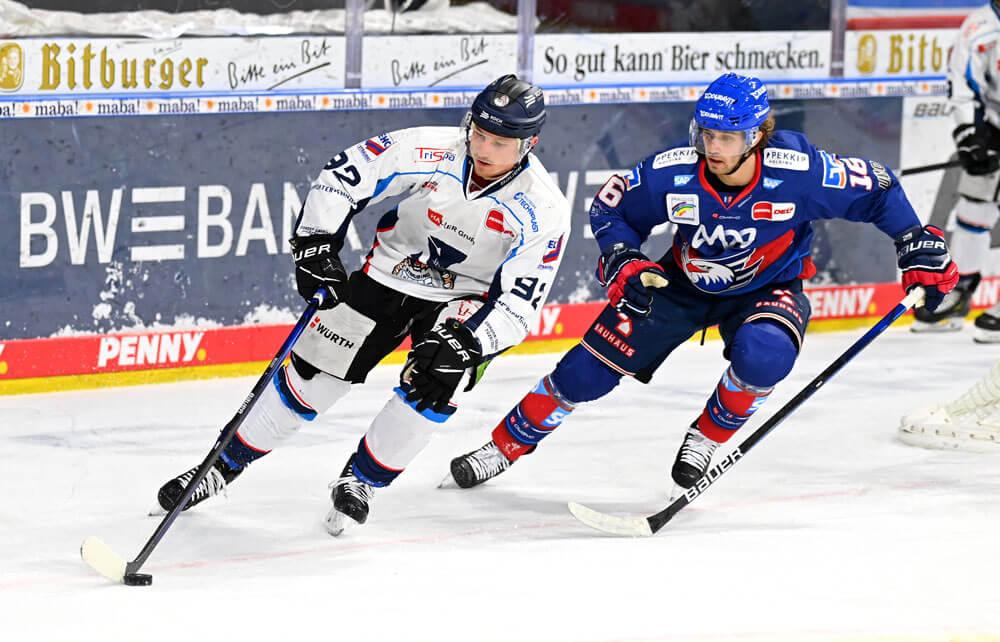 Marcel Brandt beim Spiel