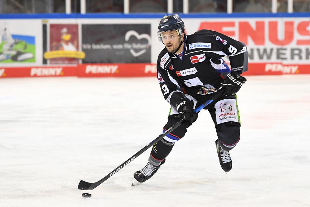 Stephan Daschner beim Spiel