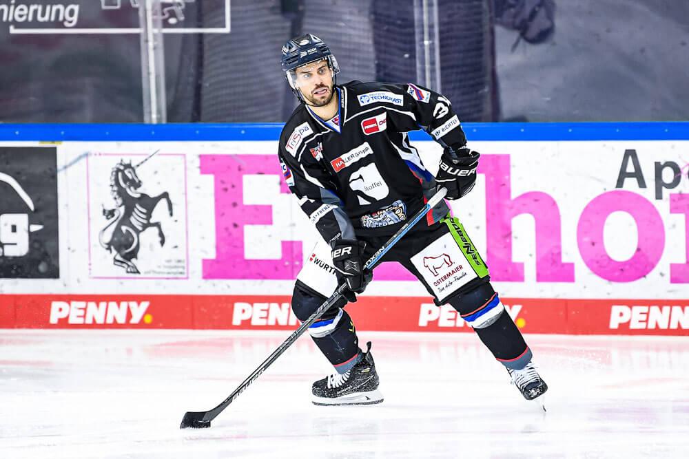 Benedikt Kohl beim Spiel