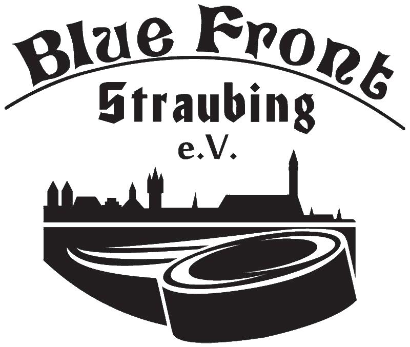 Logo Blue Front Straubing e.V.