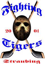 Logo der Fighting Tigers Straubing