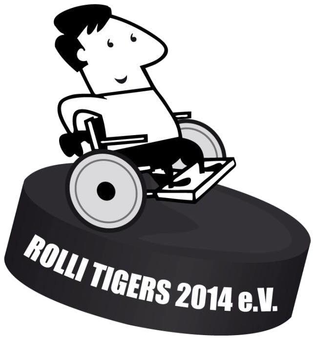 Logo der Rolli Tigers 2014 e.V.