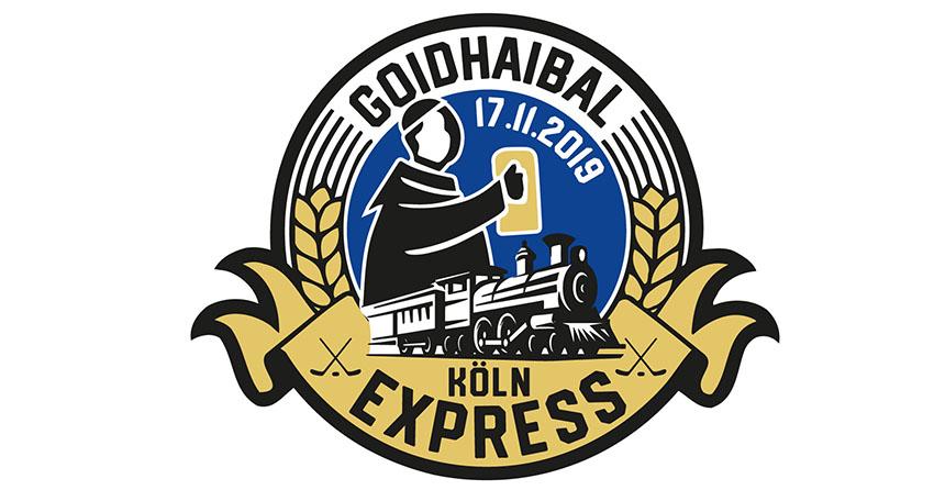 Goidhaibal Köln Express Logo