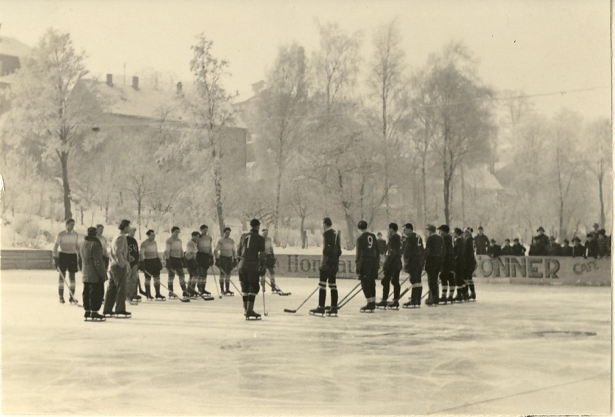 Gruppenfoto von 1952