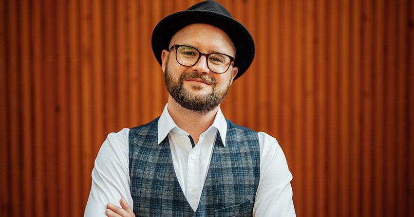 Portraitfoto von Matthias Buchleitner