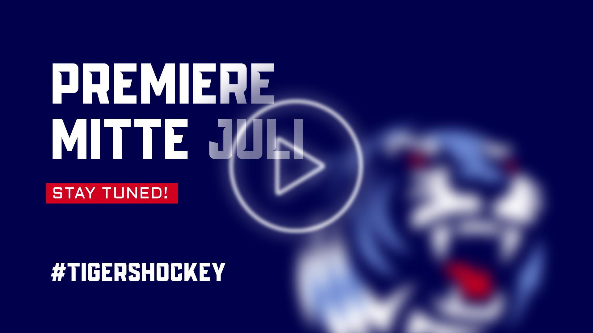 Banner Premiere Mitte Juli - stay tuned!