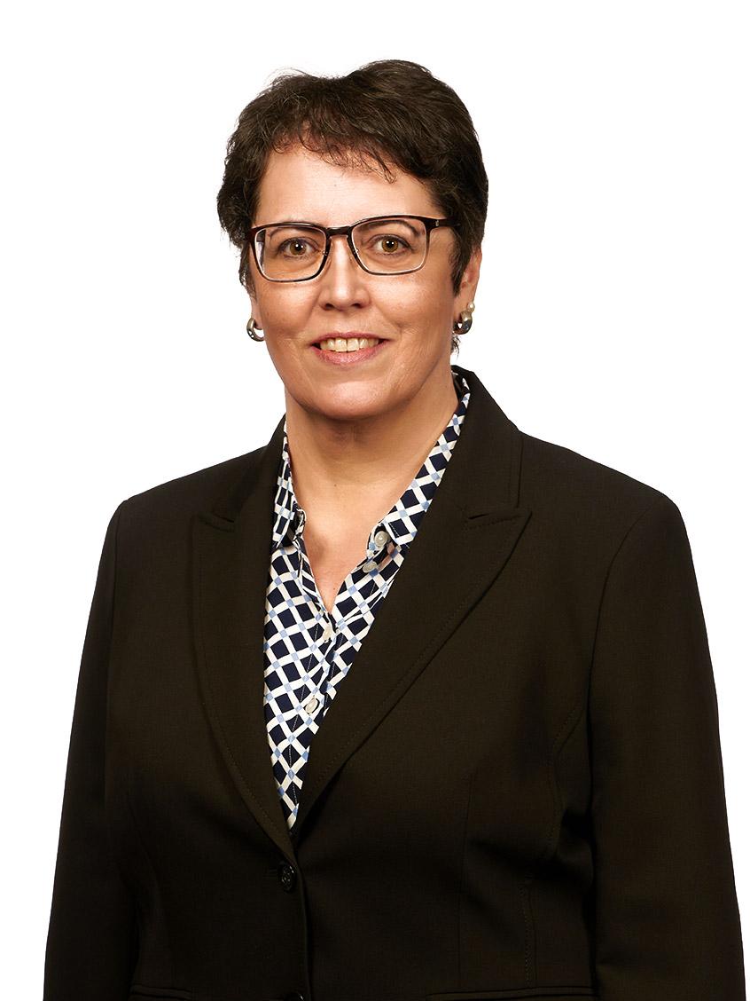 Portraitfoto von Barbara Unzner