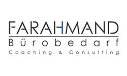Logo Farahmand Bürobedarf