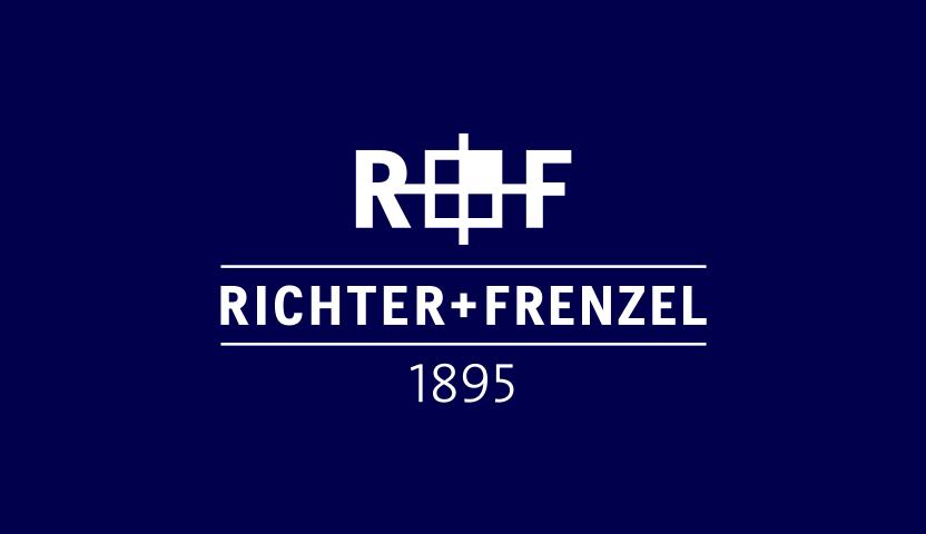 Logo von Richter und Frenzel